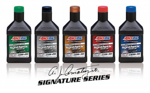 How often should you change your AMSOIL synthetic motor ...